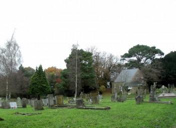 St Barts Churchyard
