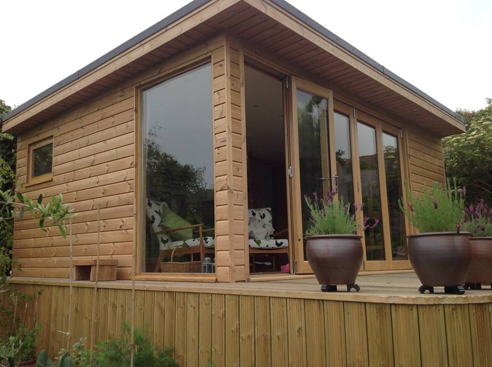 Garden Office Gloucestershire
