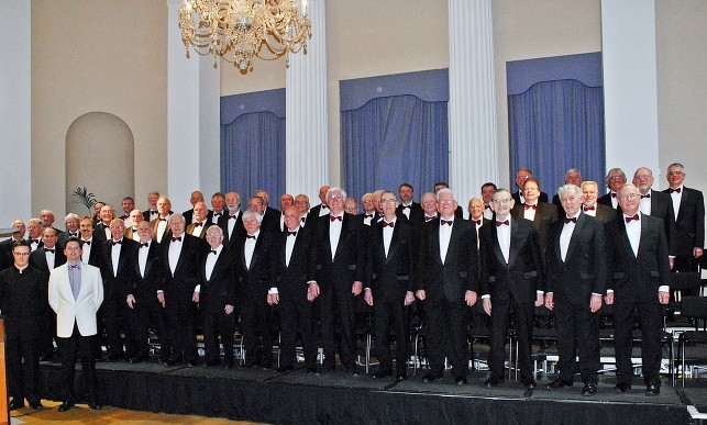 Churchdown Male Voice Choir