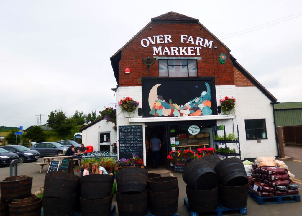 Over Farm Market