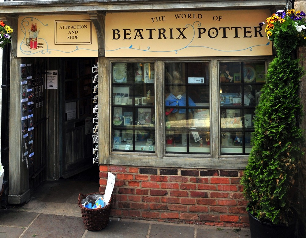 Beatrix-Potter-Shop Gloucester