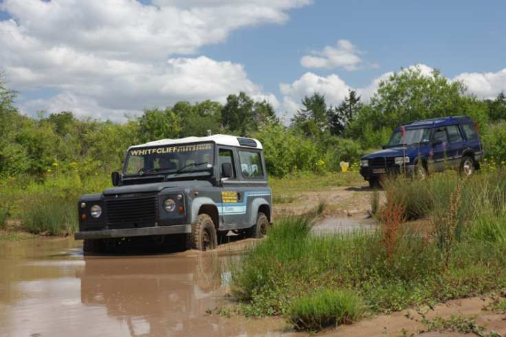 Forest Of Dean Off Road Driving Courses