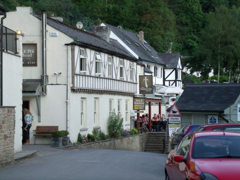 The Saracens Head Symonds Yat East