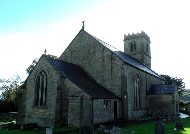 Holy Trinity Church Drybrook