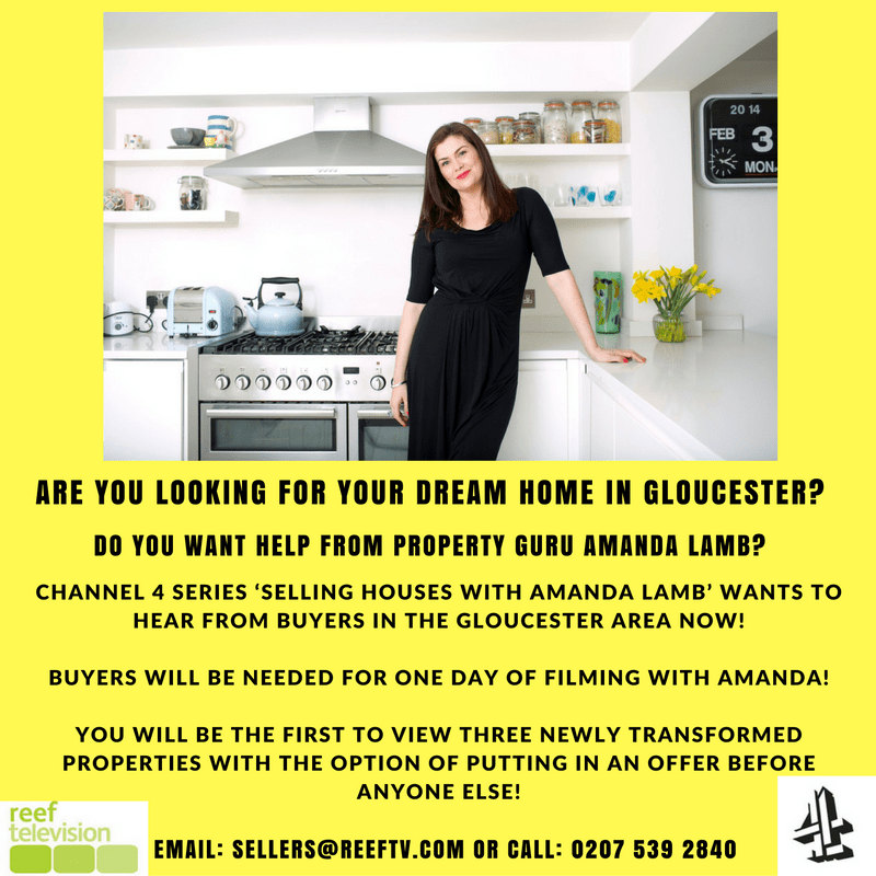 BUYER Flyer Gloucester